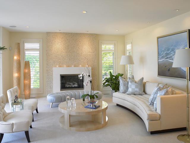 Vail Residence modern-living-room