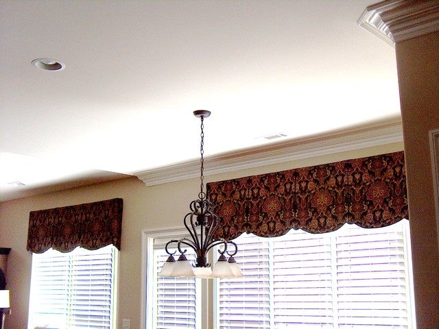 stunning valances for living room contemporary - armadasolutions