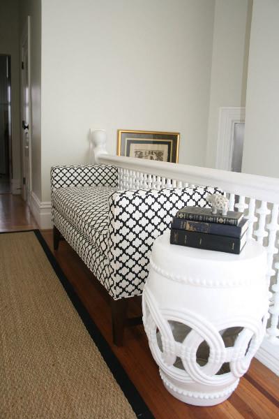 sala de estar ecltica por Interiors Wills Valerie
