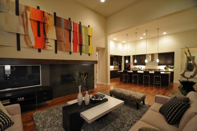 Vallagio contemporary-living-room
