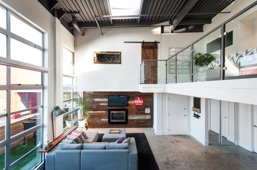Vancouver Loft - Vintage Modern