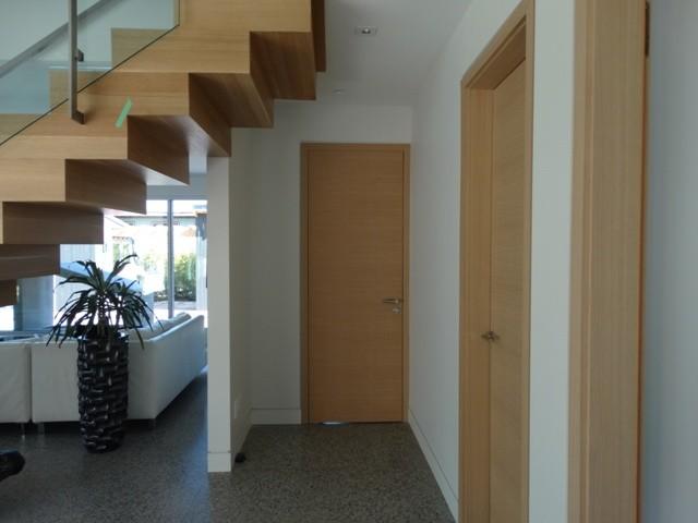 Vancouver Oak Doors modern-living-room & Vancouver Oak Doors - Modern - Living Room - Vancouver - by MID ... Pezcame.Com