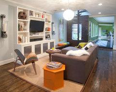 Vanderbilt modern-living-room