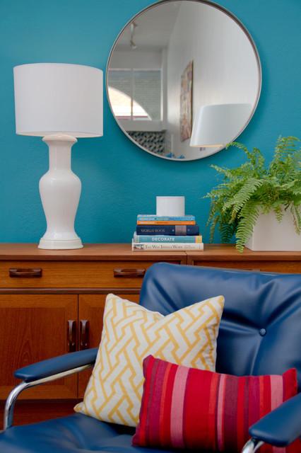 Vanessa De Vargas for Teen Project modern-living-room