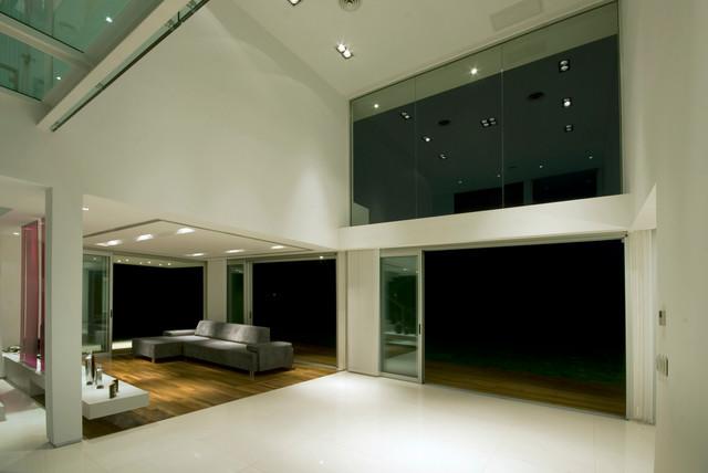 Vanguarda Architects modern-living-room