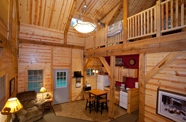 Various Barn Home Interiors Traditional Living Room Other - Barn Home Interiors