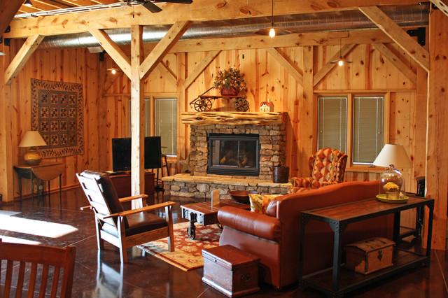 Barn home interiors House design plans