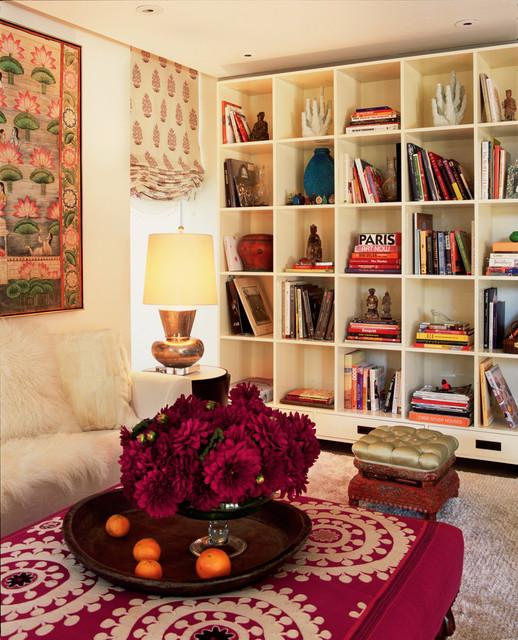 客厅彩色细节现代风格装潢图片