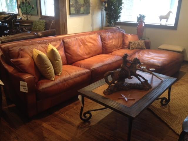 Veracruz Sofa By Eleanor Rigby Austin Houston Rustic Living Room