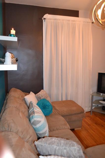 VERDUN modern-living-room