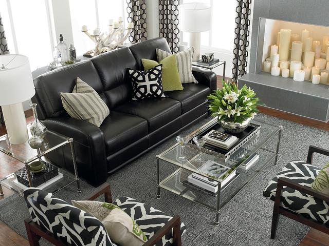 Versa Sofa by Bassett Furniture - Modern - Living Room - Other ...