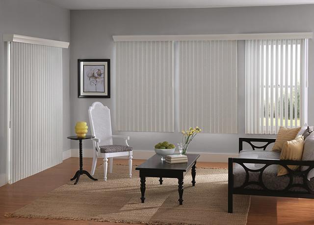 Vertical blinds for Living room vertical blinds