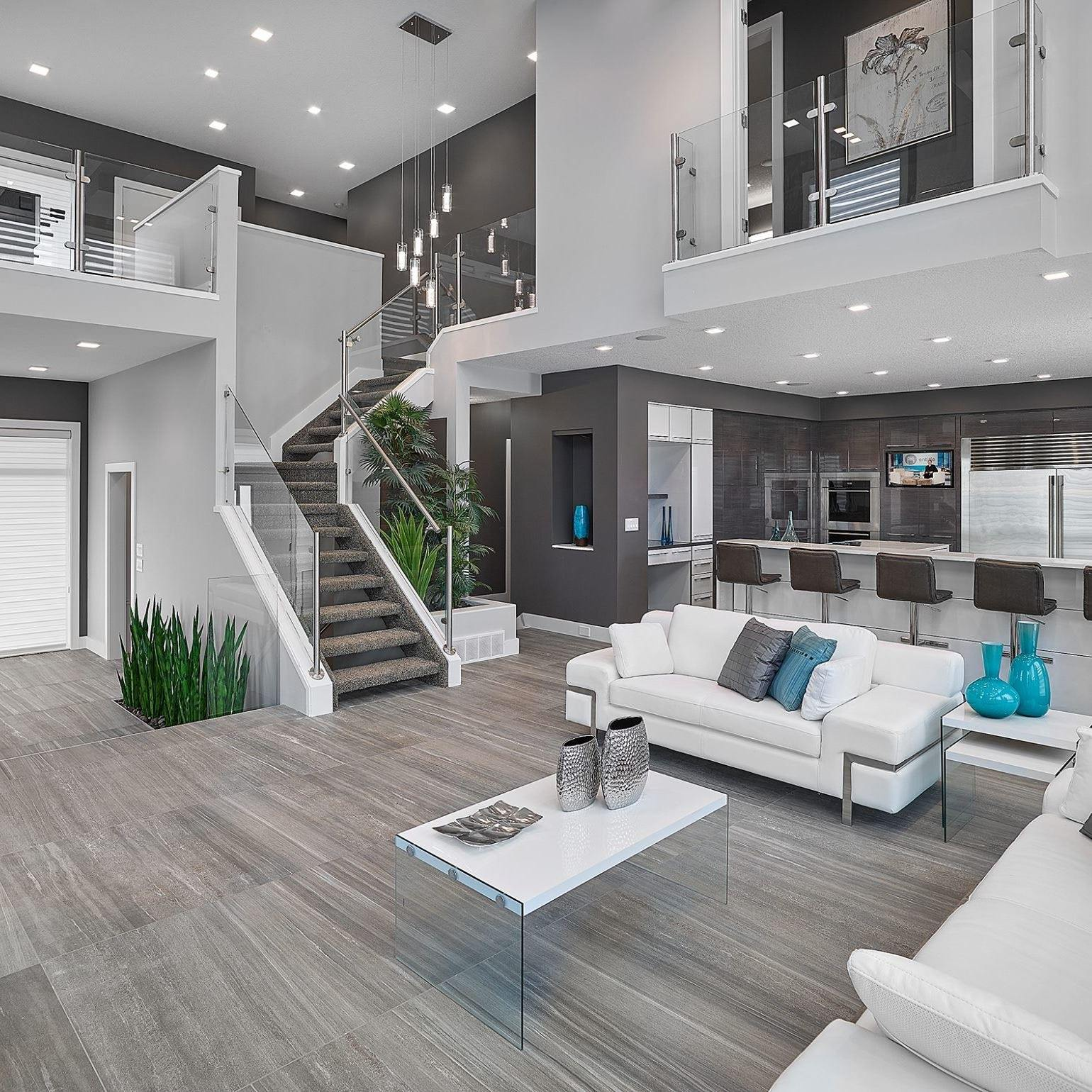 75 Beautiful Gray Living Room Pictures Ideas May 2021 Houzz