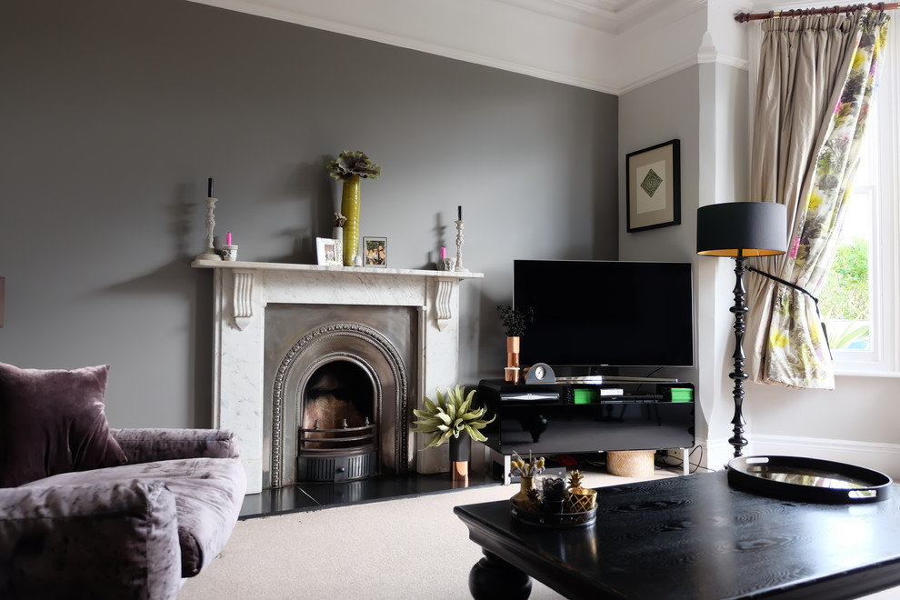 Victorian Lounge Victorian Living Room Other By H Interiors