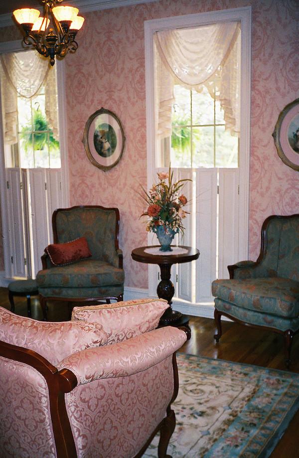 victorian style  victorian  living room  philadelphia