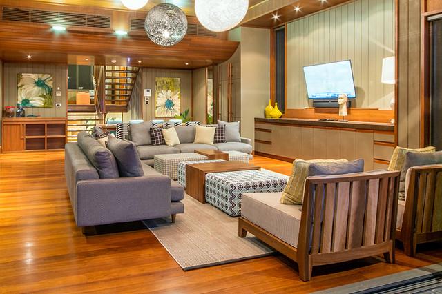 Villa 31 hamilton island yacht club contemporary for Rooms interior design hamilton