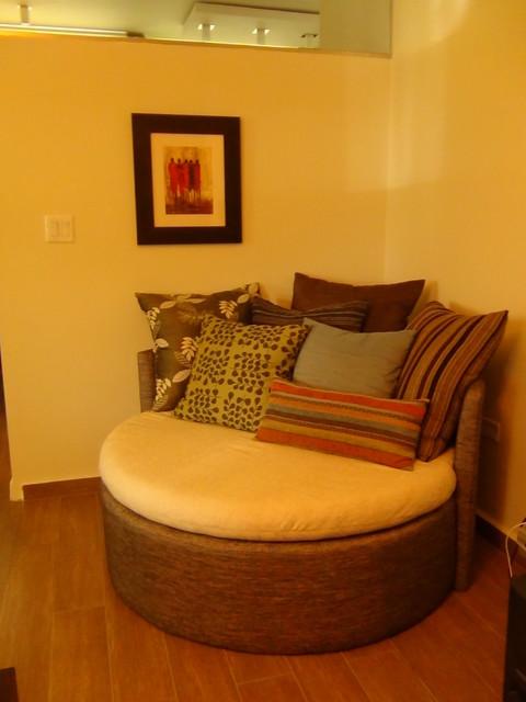 Villa Caparra contemporary-living-room