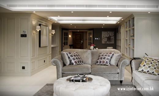 Villa Cecil contemporary-living-room