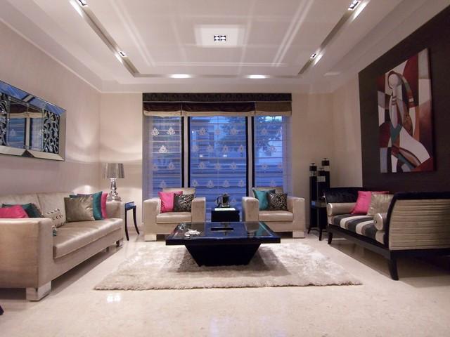 Villa in bangalore for Living room designs bangalore