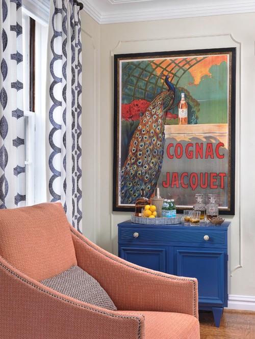 Vintage Poster Inspired Design