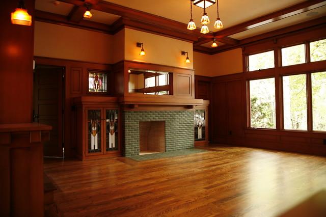 VISTA House living-room
