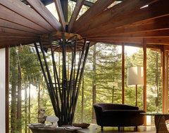 vivian dwyer contemporary-living-room