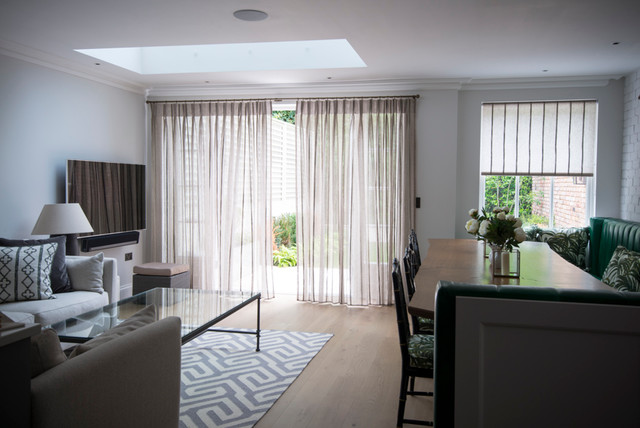 Voile Curtains For Bi Fold Doors