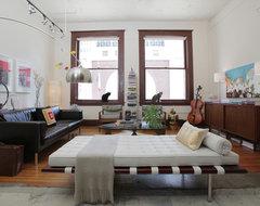 von hagel eclectic-living-room