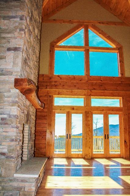 VPC- Renovations rustic-living-room