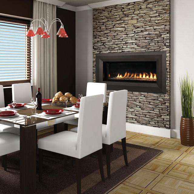 VRL4543 - Contemporary Gas Fireplaces by Superior - Contemporary ...