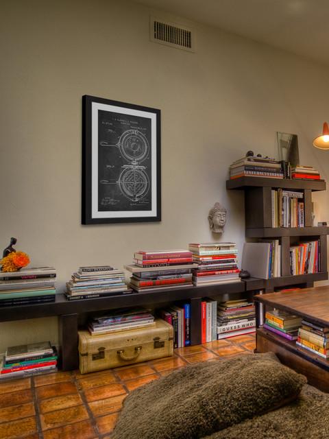 waffle iron 1883 chalk contemporary living room