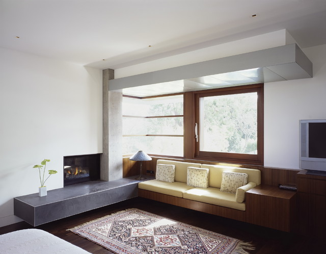 Waldfogel Residence Modern Living Room San Francisco