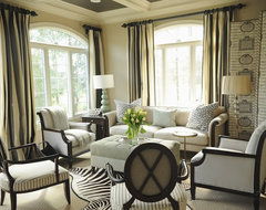 Erika Bonnell Interiors traditional living room