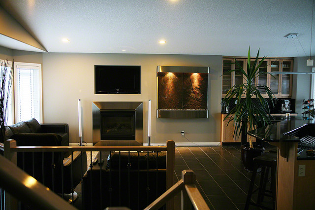 Wall Water Fountain For Living Room