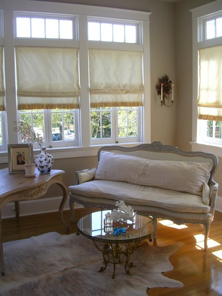 Walnut Street Residence II traditional-living-room