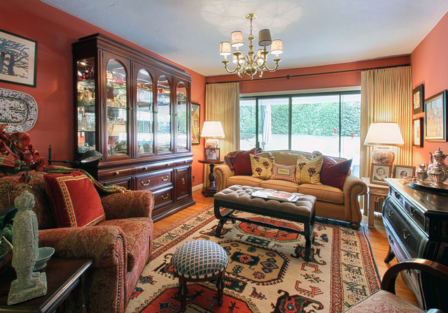 ... Warm Inviting Living Room Ideas ...
