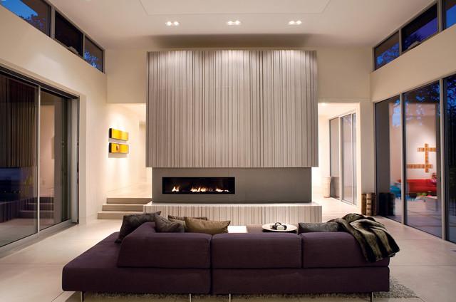 Modern Living Room by California Home + Design