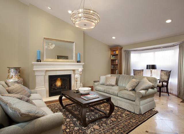 Warm Tones Living Room Ideas: Warm Wood Tones