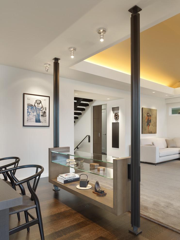 Ispirazione per un soggiorno minimal