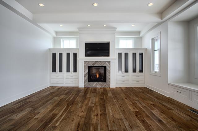 Watermark {Waterside Court} traditional-living-room