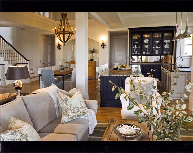 Watersound Cooper Road traditional-living-room