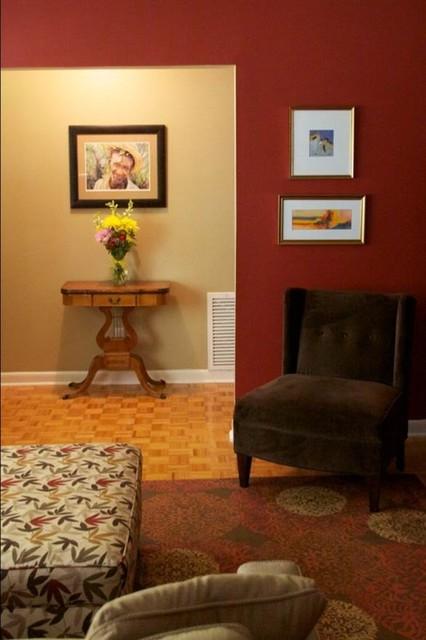 Waverly hills living room fabrics and furniture for Transitional living room furniture