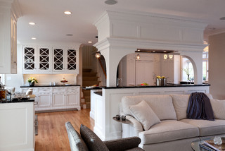 Traditional Living Room Boston By Dalia Kitchen Design.