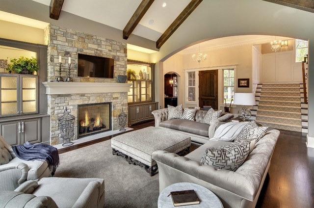 dream living room wayzata home 10368