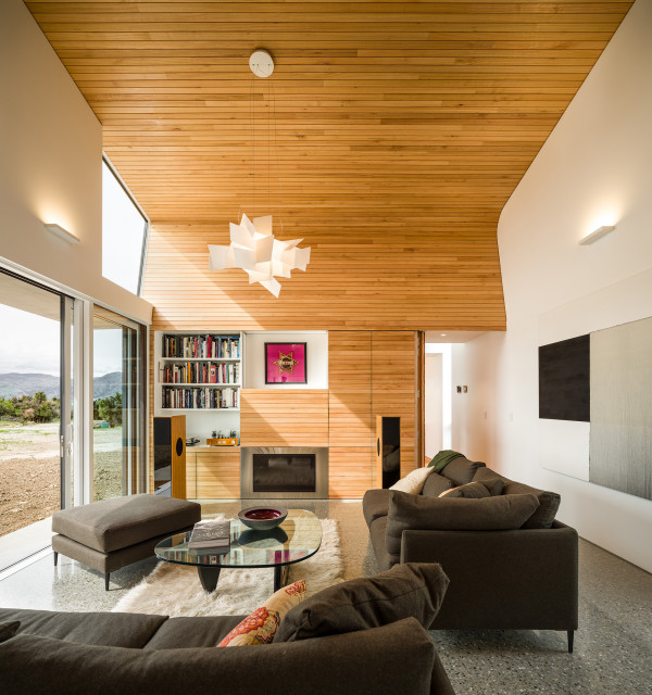 Houzz Home Design Ideas: Wedge House
