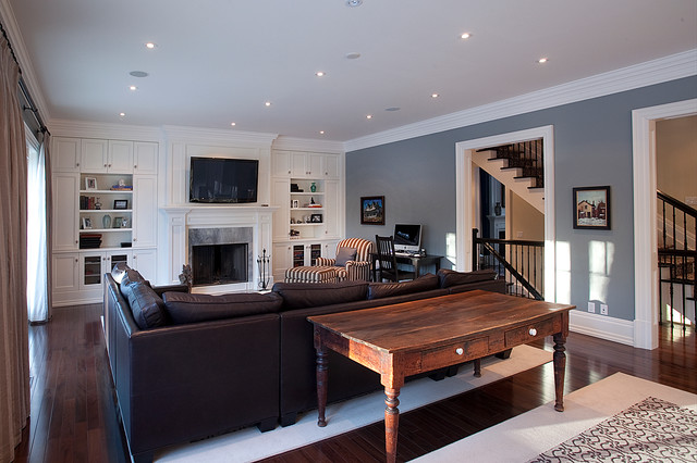 Wedgewood Drive traditional-living-room