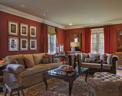 Welcome to Warmth by B Fein Interiors eclectic-living-room