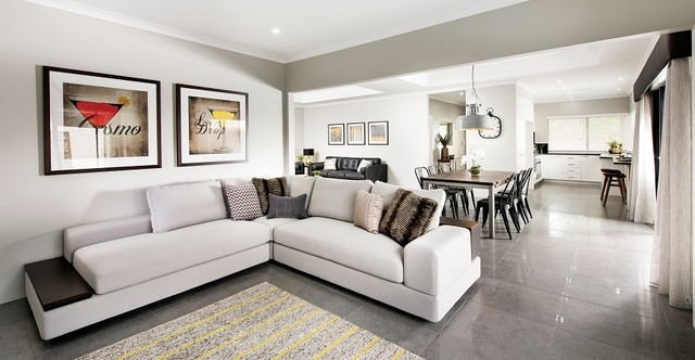 Wellard Display Home Perth Industrial Living Room Perth