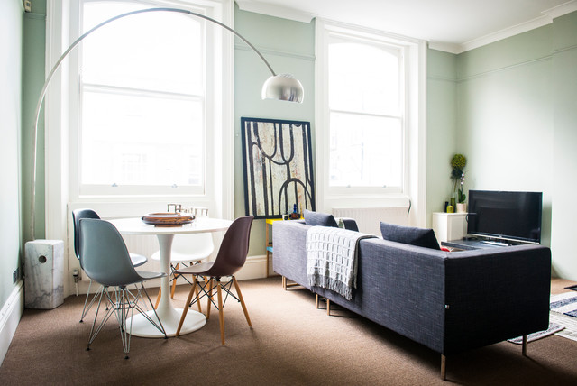 Westbourne grove modern living room london by for Kitchen ideas westbourne grove