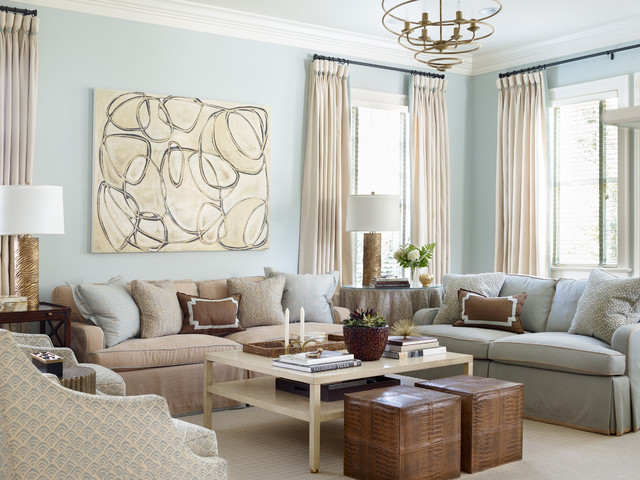Westfield Traditional Living Room Charlotte By